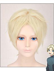 coiffure courte de la fille de Halloween hommes - l'hajime animation Mutsuki six gravité peut
