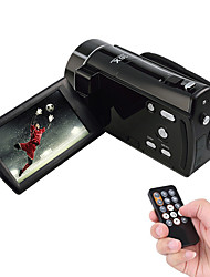 Ordro Original® v7 digitale videocamera / camcorder 16x digitale zoom TFT-LCD-scherm 3,0 inch anti-shake smile capture