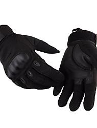 le faucon noir tactique tous les gants antidérapants moto portable en plein air Gants de ventilateur militaires