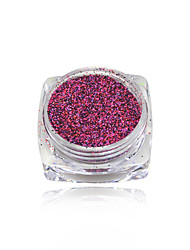 1 bottle Nail Art Décoration strass Perles Maquillage cosmétique Nail Art Design