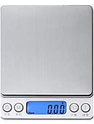 2000 Mini Portable Electronic Scale (Note The Chinese Version Of 500g / 0.01)