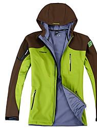 Trilha Blusas Homens Impermeável / Respirável / Isolado / Á Prova-de-Chuva / A Prova de Vento / Mantenha QuentePrimavera / Outono /