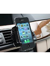 / Rotação de 360 graus operadora de telefonia móvel / saída de ar do telefone da sustentação / carro móvel