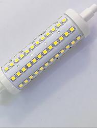 R7S 118mm 108x 2835 SMD 10W Warm White / Cool White 900LM 360Beam Horizontal Plug Lights  Flood Light AC85-265V