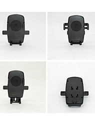Vehicle Air Outlet Bracket /360 Degree Rotation Vehicle Mounted Mobile Phone Holder / Universal / Automatic Lock Support