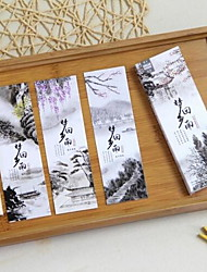 Sheng Card Boxed Bookmark Dream Hometowns South Painted Into The Antiquity Beautiful Bookmark 30