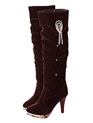 Women's Boots Spring / Fall / WinterHeels / Rain Boots / Fashion Boots / Basic Pump / Comfort / Shoes &