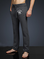 LOVEBANANA Men's Active Pants Dark Gray-38002