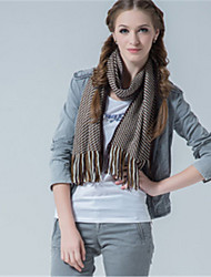 Alyzee  Women Acrylic ScarfFashionable Jewelry-B7010