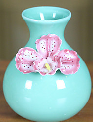 Simple Fashion Home Furnishing Ornaments Carved Porcelain Vases  Activities Home Furnishing Desktop Decorations