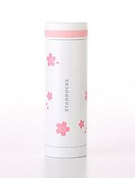 Sakura Stainless Steel Vacuum Flask Starbucks Starbucks Spring Cup Accompanying Gift Cup