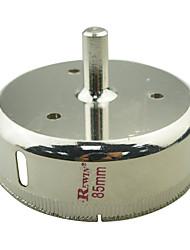 Rewin nástroj legovaných ocelí skleněné otvory otvírák díra velikosti 85mm 2ks / box