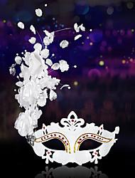 bola do partido da máscara masquerade máscaras princesa italiana de Veneza Mulher da máscara de decoração de casamento da senhora