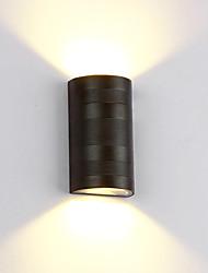 AC 100-240 6 LED Intégré Moderne/Contemporain Peintures Fonctionnalité for LED Style mini Ampoule incluse,Eclairage d'ambianceappliques