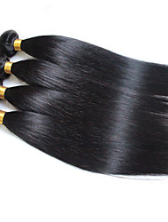Malaysian Virgin Hair Straight Hair Weave Human Hair Extension 4 Bundles Malaysian Straight Virgin Hair