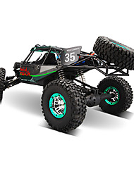 Carroça WLToys K949 1:10 Electrico Escovado RC Car 2.4G Pronto a usar