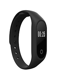 NONE Smart Bracelet Bracelet d'ActivitéEtanche Calories brulées Pédomètres Sportif Santé Moniteur de Fréquence Cardiaque Ecran tactile