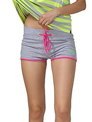 Femme Shorts de Course Séchage rapide Respirable Compression Confortable Short Cuissard  / Short pourYoga Exercice & Fitness