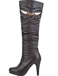 Women's Heels Spring / Fall / WinterHeels / Platform/ Snow Boots / Riding Boots / Fashion Boots / Motorcycle