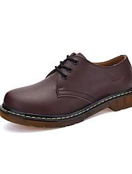 Westland's Men's Oxfords/Comfort Leather/Dr Martens/New Arrival/Leisure Shoes/Casual Dress