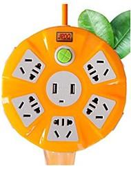 2nd Generation USB Socket Lemon Flapper Drag Strip Switch