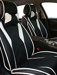 assento de carro especial assento de couro do assento de carro almofada de verão
