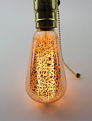 hry ST64 60w e27 vintage edison lampen gloeilampen gloeidraad retro licht voor hanglamp (AC220-240V)