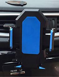 le support de sortie d'air de l'automobile à double type de téléphone mobile réglable avec verrouillage automatique