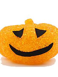 Artigos de Halloween Abóbora Festival/Celebração Trajes da Noite das Bruxas Amarelo / Laranja Cor Única Mais Acessórios Dia Das Bruxas