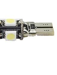 t10-5 5050 destaque levou licença lâmpada de leitura luz do carro luz de largura correndo luzes luzes do painel