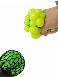 / Glatte Geschwindigkeits-Würfel Magischer Ball / Druck-Helfer / Schabernack Gadget Regenbogen Transparente Aufkleber / Einstellbare Feder