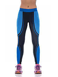 Yoga Pants Bottoms Breathable / Compression Natural Stretchy Sports Wear  Women's Sports Yoga / Pilates