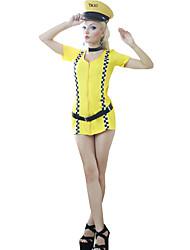 Women's Taxi Career Halloween Costumes