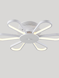 72W Flush Mount   Modern/Contemporary  for LED MetalLiving Room / Bedroom / Dining Room / Kitchen / Study Room/Office /