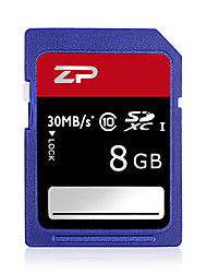 zp 8gb classe 10 SD / SDHC / sdxcmax lire speed80 (mb / s) max speed20 d'écriture (mb / s)