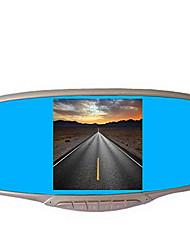 portable avant nuage chien HD 1080p et la caméra arrière de 5 pouces grand écran de surveillance de stationnement de vision nocturne