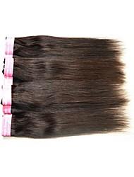 cheap 7a brazillian straight hair weaving mixed length 10pieces 500g lot brazilian human hair extensions color1b