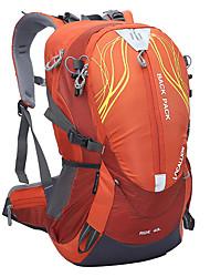 40 L Travel Duffel / Rucksack Camping & Wandern / Reisen Draußen / Leistung Schnell abtrocknend / Stoßfest / tragbar / MultifunktionsGrün