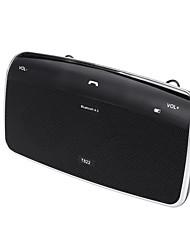 Bluetooth Automobiles Sun Visor Speaker In-Car Speakerphone Quality Handsfree Car Kit with DSP Car Kit HD Music Play