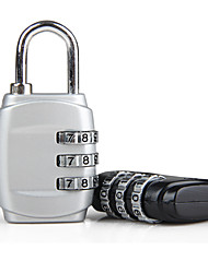 23mm Luggage Lock Random Colors