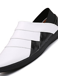 Men's Loafers & Slip-Ons Comfort Office & Career / Party & Evening / Casual Flat Heel Slip-on