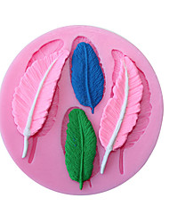 1PC Diy Cake Mold 3D Silicone Mould Cake Decorating Baking Tool  Random Color