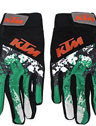 printemps et d'automne en plein air pleins gants doigt d'équitation moto vélo course vélo gants d'équitation