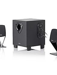 CMPICK Edifier/ Saunterer R102V Multimedia Computer Speakers 2.1 Subwoofer Sound Wood