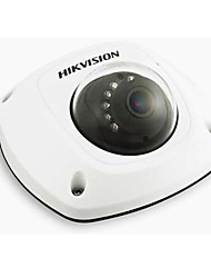 HIKVISION ds-2cd2512f-i 1.3MP Mini-IP-Dome-Netzwerk-Kamera (ip66 Audioalarm i / o poe)