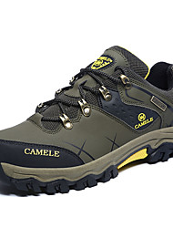 Men's Athletic Shoes Spring / Fall / Winter Leather Outdoor Walking/ Khaki / Hiking /
