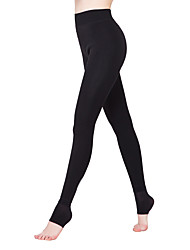 BONAS Women's Solid Color Thick Legging-S8168