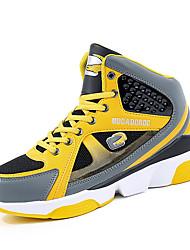 Unisexe-Extérieure / Sport-Noir / Jaune / RougeConfort-Chaussures d'Athlétisme-Tulle / Microfibre
