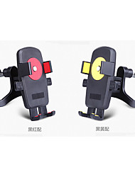 Vehicle Mounted Mobile Phone Support / Air Outlet Support / Automatic Lock Mobile Phone Navigation Support