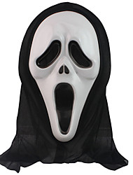 2016 Party Decor Funny Scary Ghost Movie Scream Devil Face Mask Fancy Halloween Party Prop Costume(1pcs)